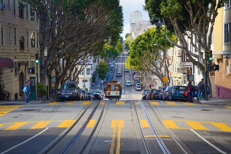 San Francisco. W czym lepsze od innych w Kalifornii?