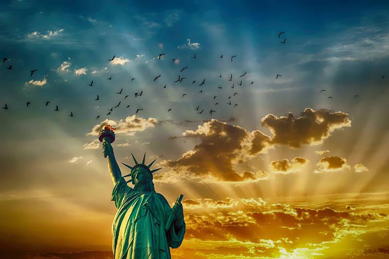 Statua Wolności. Czyją twarz ma symbol Nowego Jorku?